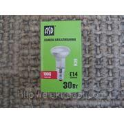 Лампа ASD R39 30Вт Е14 МТ фото