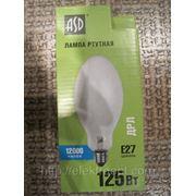 Лампа ртутная ДРЛ 125Вт 220В Е27 ASD фото