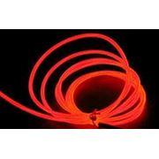 Светодиодный шнур LED NEON FLEX красный 3.2W метр