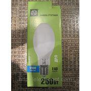 Лампа ртутная ДРЛ 250Вт 220В Е40 ASD фото
