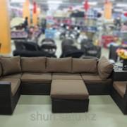 Набор мебели, ротанг. фото