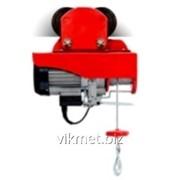 Таль электрическая РА, с тележкой, 220В, 500/1000 кг, 12/6 м. фото