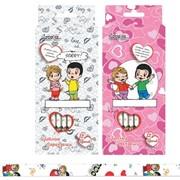 Карандаши ACTION! Love is, 12 цв., с печатью на корпусе фото