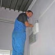 Монтаж охрано-пожарной сигнализации фото