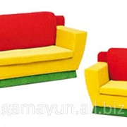 Диван и кресло Домино, арт. 004-00821 фото