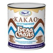 Какао со сгущенкой фото