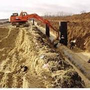 Строительство и обслуживание сетей водо провода фото