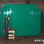 Агрегат УЭП-1 для сварки трубопроводов контейнерного типа 4,0 тм фото