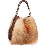 Пошив сумок из натурального и искусственного меха фото