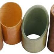 Стеклопластиковые трубы фото