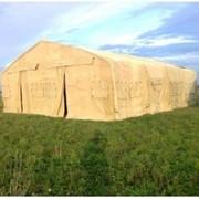 Палатка для ремонта автомобилей П-38 фото
