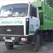 Сбор, вывоз, утилизация и захоронение отходов фото