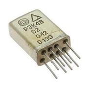 Реле электромагнитное слаботочное типа РЭК 48 66 7114 8200 РФ4.500.479 ТУ фото