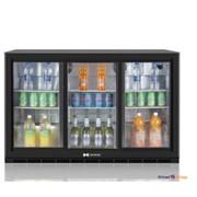 Шкаф барный холодильный hurakan hkn-db335s фото