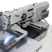 Автоматическая машина программируемой строчки фото