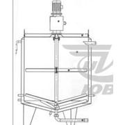 Резервуар вертикальный РВО-1,5-2.0.К.0.5.Л фото