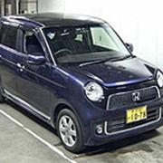 Хэтчбек HONDA N ONE кузов JG1 модификация Premium L Package гв 2013 пробег 31 т.км фиолетовый хамелеон фото