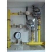 Пункт газорегуляторный шкафной ГРПШ 2F-2FES-50S фото