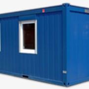 Блок-контейнеры (бытовки) фото