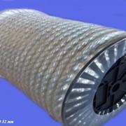 Канат капроновый, диаметр 32 мм фото