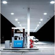 Полимерные покрытия для нефтеналивных станций и заправок фото