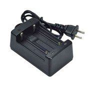 Зарядное устройство archon sklc-0420-1000 на 2 аккумулятора 26650/32650, штекер eu фото