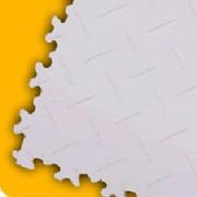 Коммерческая рифленая плитка R-tek (Reflex) Белый фото