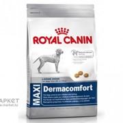 Maxi Dermacomfort 26 Royal Canin корм для взрослых собак, Старше 1 года, Пакет, 3,0кг фото