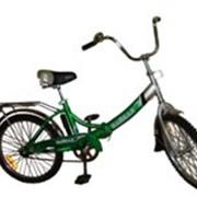"""Велосипед """"Байкал"""" складной 20"""" фото"""