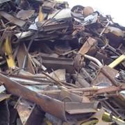 Прием металлолома (промышленного) фото