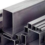Труба квадратная 10х10-500х300мм сталь 35ХГ2 фото