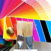 Краски фасадные фото
