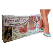 Массажер для пальцев ног ''Pampered toes Sensation'' фото