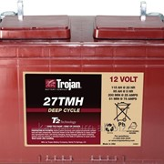 Аккумуляторная батарея TROJAN 27TMH, 12 Вольт, 115 (95) Ач фото