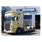 Автомобиль Scania R730 LA6X4HNB 6x4 2011 фото
