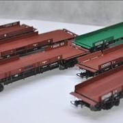 Ремонт грузовых вагонов: 4-осного универсальной платформы фото