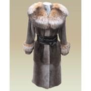 Меховое пальто (стриженный бобер) в Украине, Купить, Цена, Фото фото