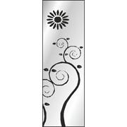 Обработка пескоструйная на 1 стекло артикул 6-13 фото