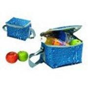 Сумка - холодильник 190х140х130 синий фото