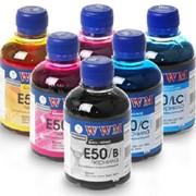 Комплект чернил WWM E50 Photo Universal (6x200г.) фото