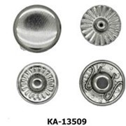 Кнопка Альфа 13,5мм, Код: КА-13509 фото