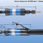 Прямая шлифовальная машина PG 3/500 S Число оборотов: 50.000 мин-1 / Мощность: 200 Ватт фото