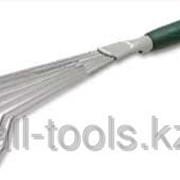 Грабли веерные Raco Standard , 7 круглых зубцов, 420мм Код: 4207-53491 фото