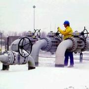 Поставки природного газа фото