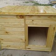 Утепленные будки для собак фото