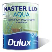 Dulux Master Lux Aqua фото