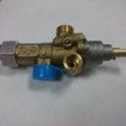 Кран газовый 21SVM9x1 c резьбой М16х1,5 для газа фото