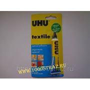 Клей специальный для текстиля и страз - UHU textile фото