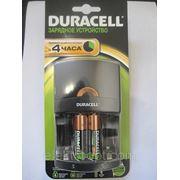 DURACELL Зарядное устройство для аккумуляторов CEF14 + Аккумуляторы AA1300mAh 2шт фото