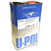 U-POL Лак S2091 10л. + отвердитель S2032 5л. в подарок многоразовый комбенизон фото